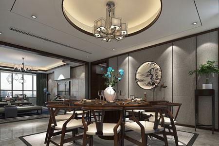 竞技宝app最新版本珠江路200平方新中式豪宅竞技宝app苹果下载设计竞技宝ios下载安装作品