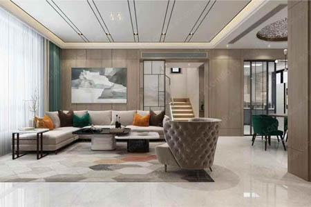任你博官网入口装饰300平方别墅装修设计带观影室的效果作品
